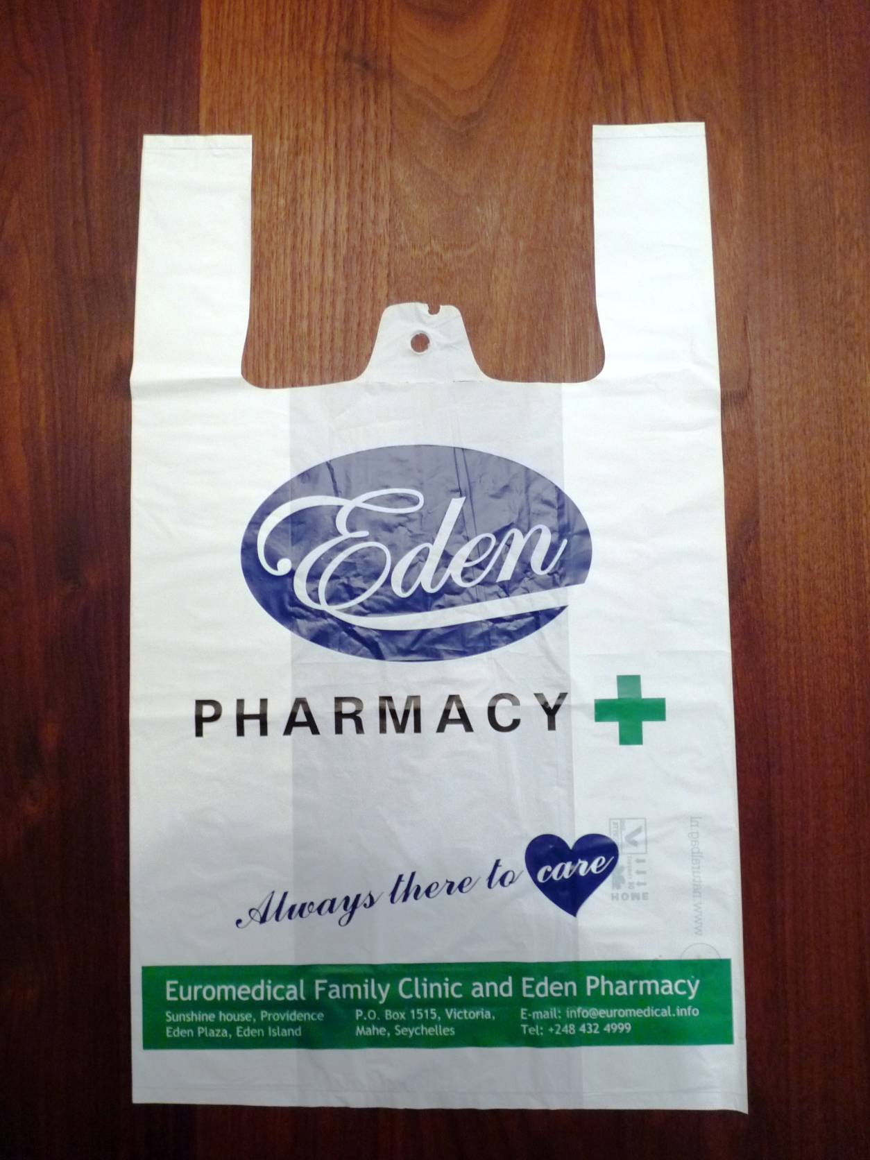 Natural Bag - Eden Pharmacy