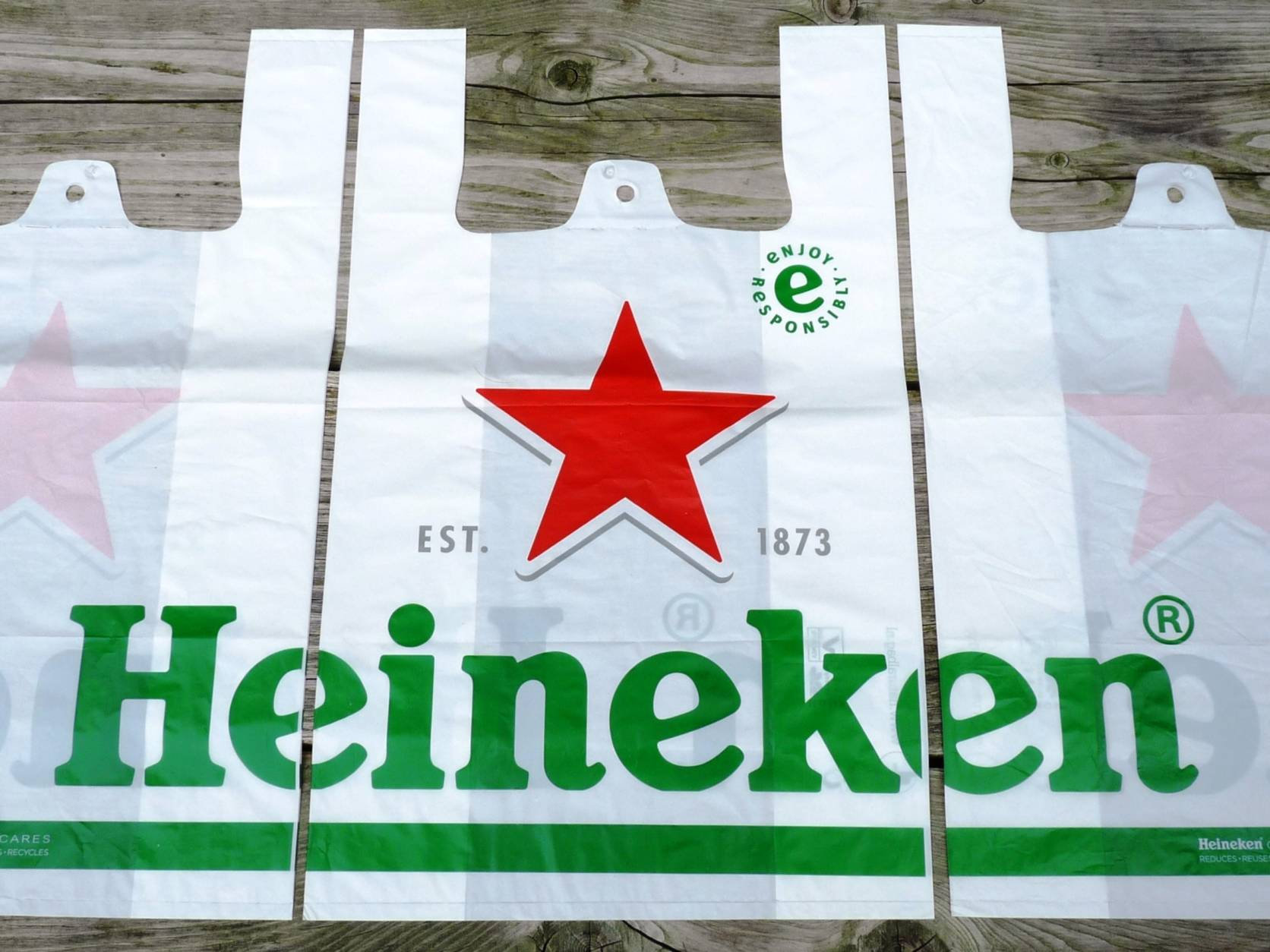 Natural Bag - Heineken