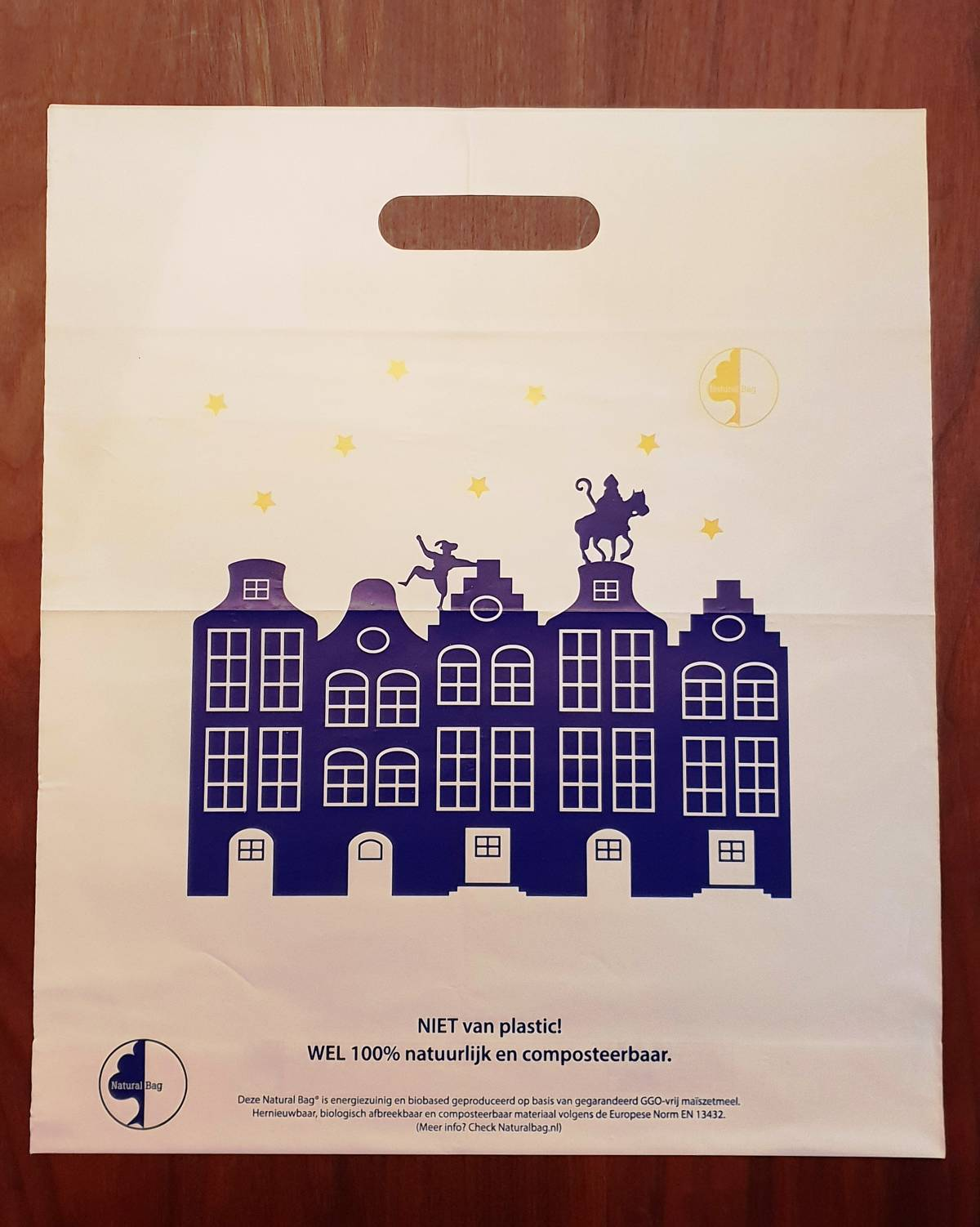 Natural Bag - Sinterklaas 2019